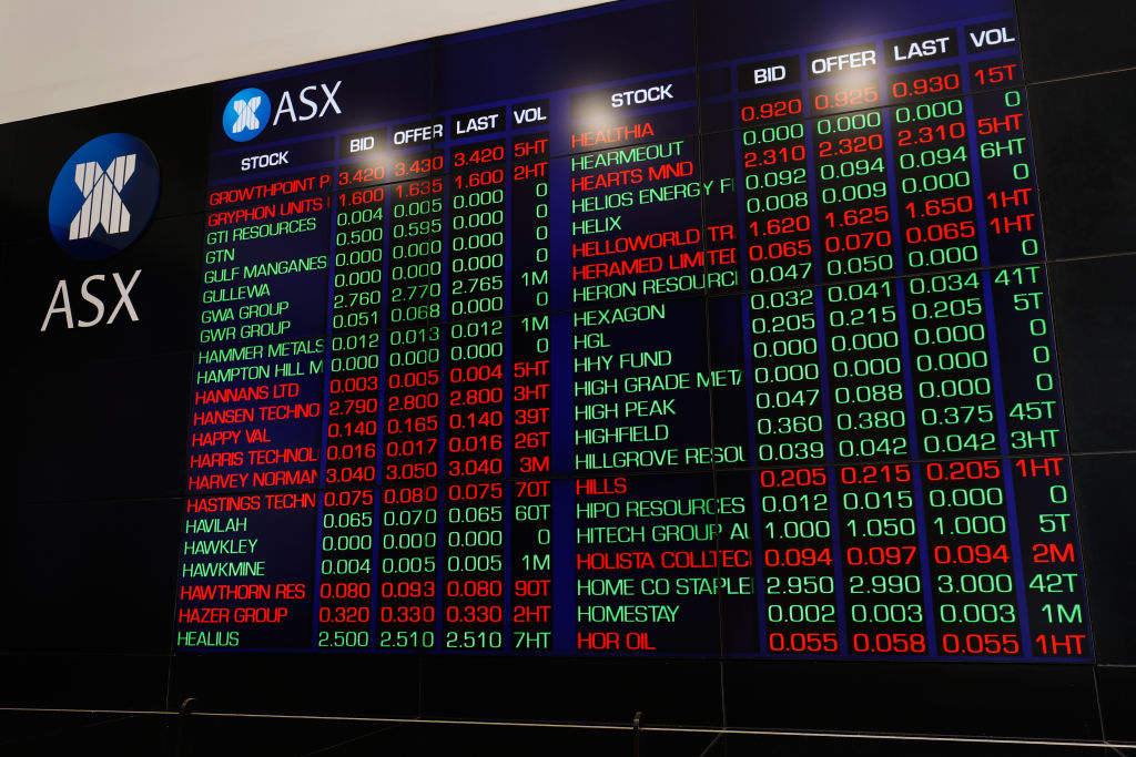 Australian Banks Keep Rising and Push ASX Higher