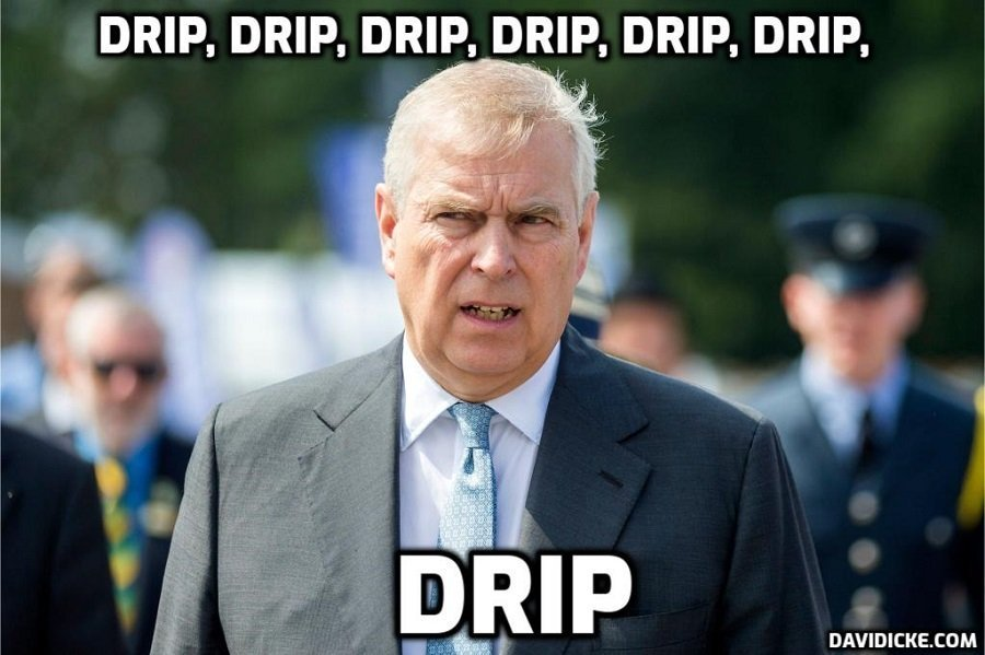 Prince Andrew to keep £300k-a-year taxpayer-funded bodyguards after complaining to the Queen