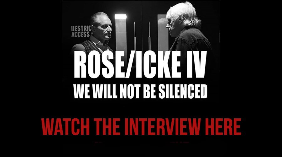 David Icke Returned To London Real. Watch The Interview Now At LondonReal.TV
