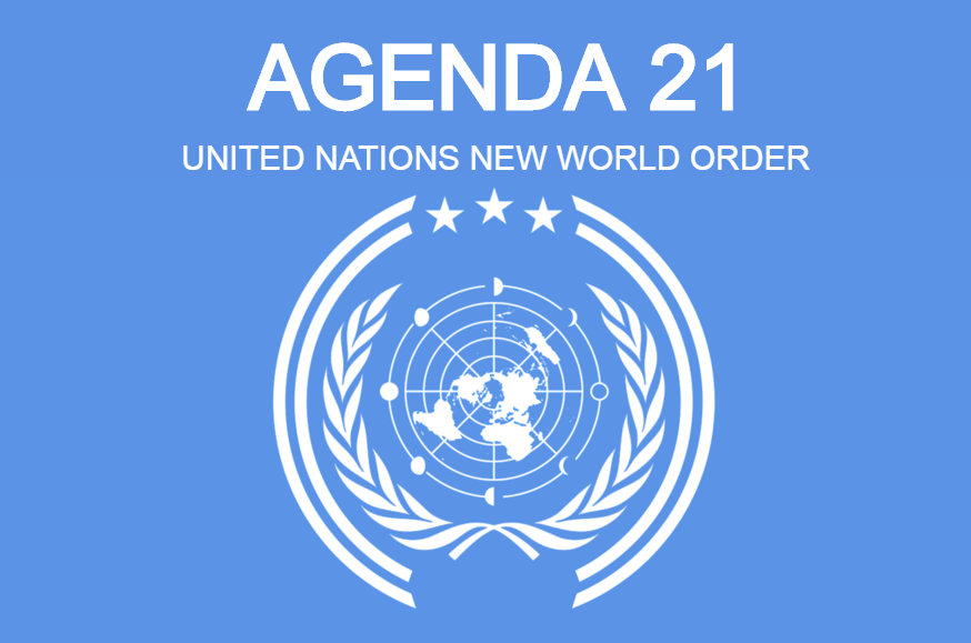 Agenda 21 United Nations New World Order