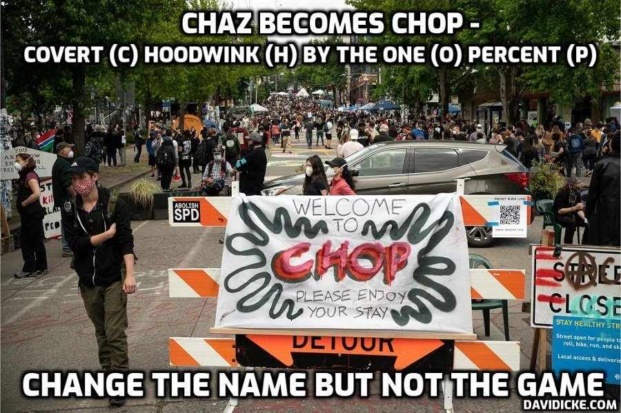 Why Changing CHAZ to CHOP Is Actually a Very Big Deal