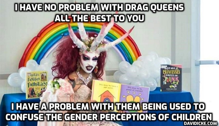Facebook Shuts Down '500 Mom Strong' Group That Advocated Against Drag Queen Story Hour