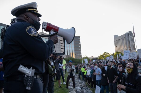 Minneapolis Department of Human Rights Files Civil Rights Charge Against Police
