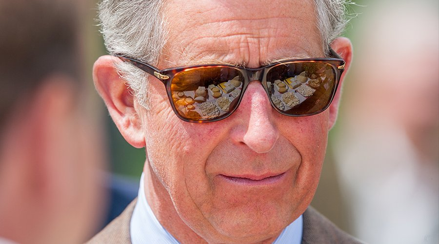 The Great Reset: Prince Charles And His Cyborg Grandchildren