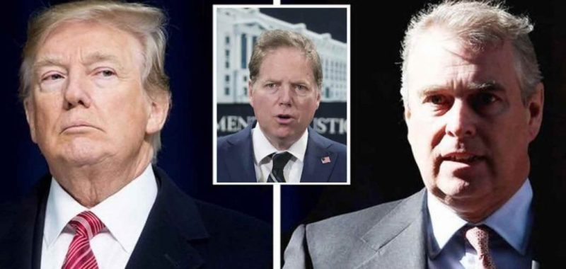 Trump Admin Suspiciously Fires Top US Attorney Investigating Billionaire Child Sex Trafficking