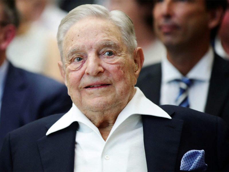 George Soros-Affiliated Anti-Deportation Group Part of 'Defund Police' Movement