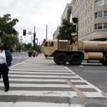 Pentagon Moves Troops Into Washington Region Amid Riots