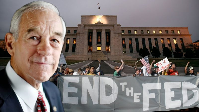 Ron Paul: The Federal Reserve is Getting Desperate