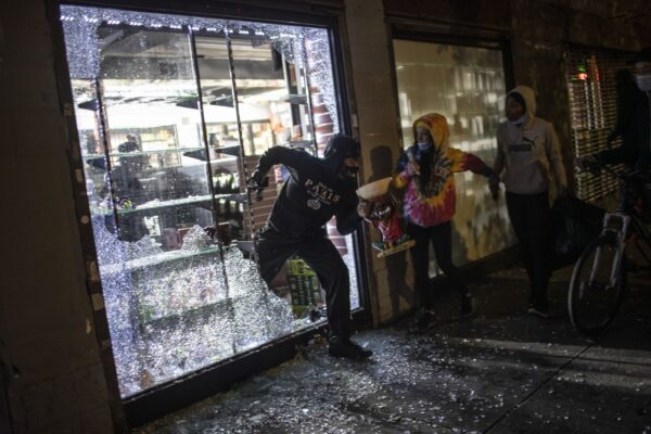 New York Councilman Urges Trump to Revoke Benefits of People Arrested for Looting
