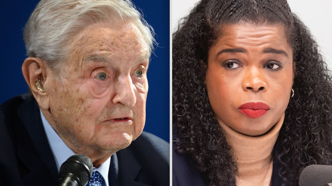 Does George Soros and his foundations fund Antifa and Black Lives Matter?