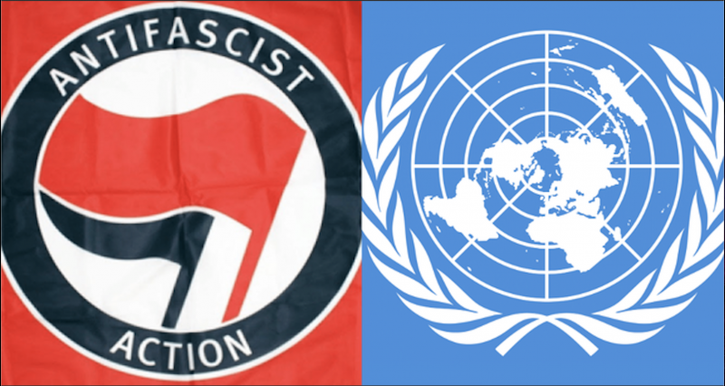 United Nations Sides with Antifa Terrorists (It's Time to Defund the UN)