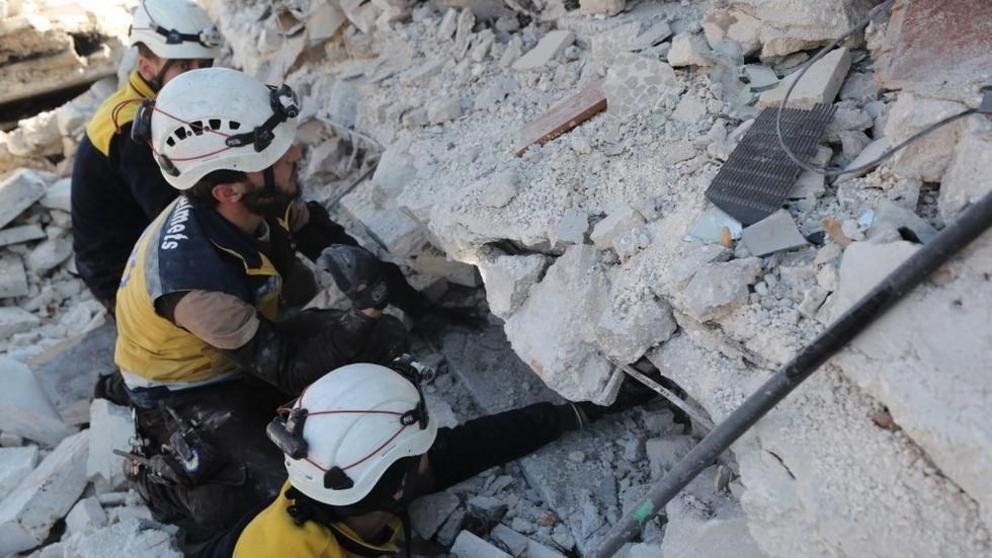 White Helmets co-founder stole aid money destined for Syria – report