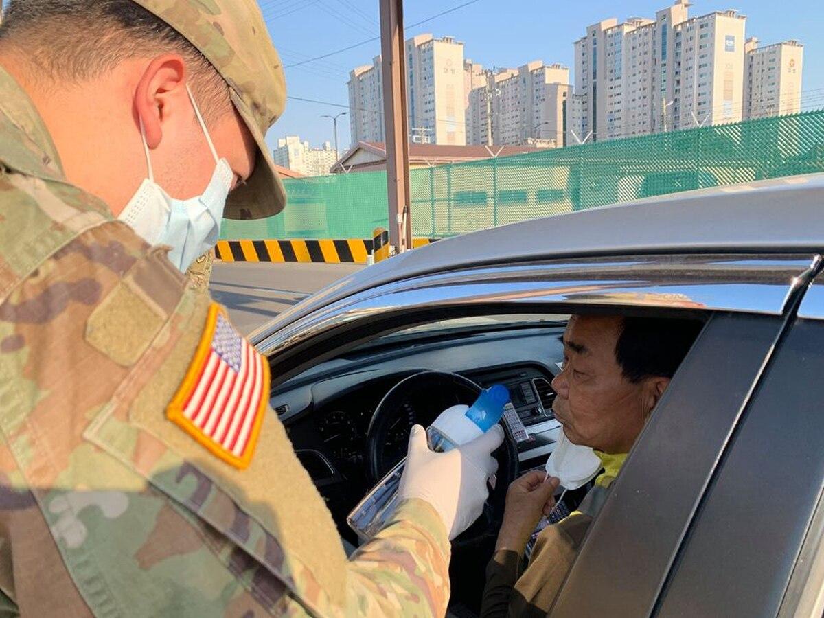 National Guard Service Member Confirms Covid-19 Hoax