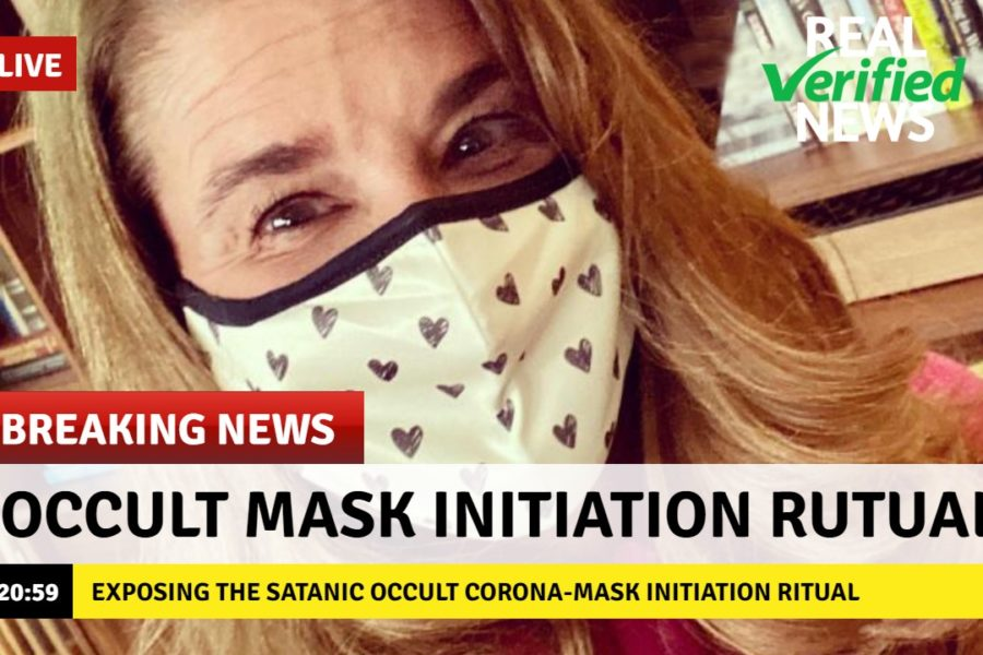 Exposing Occult Corona Initiation Ritual
