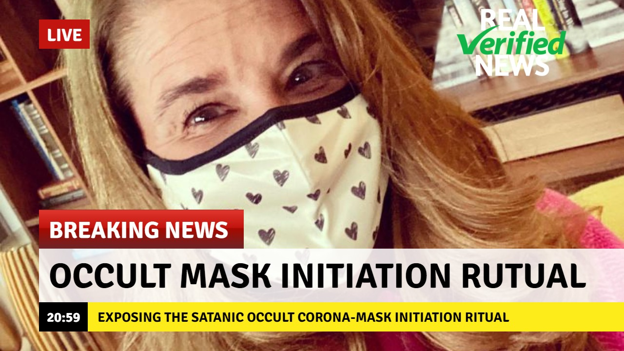 Exposing Occult Corona Initiation Ritual