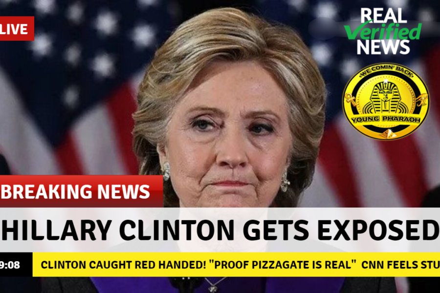 Hillary Clinton Exposed! PizzaGate is Real