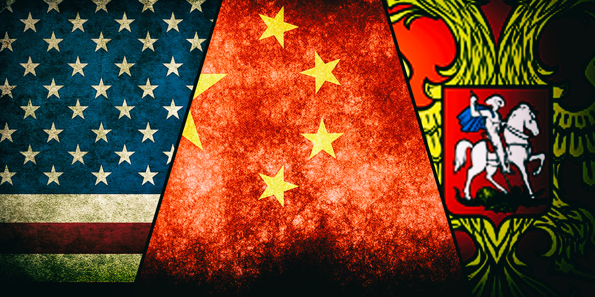 China's Growing Influence in Central Asia and the Middle East Will Lead to Further US Decline