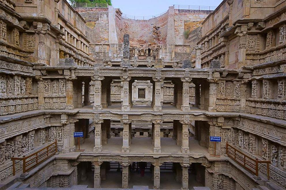 Rani Ki Vav, the inverted temple that lay buried for centuries