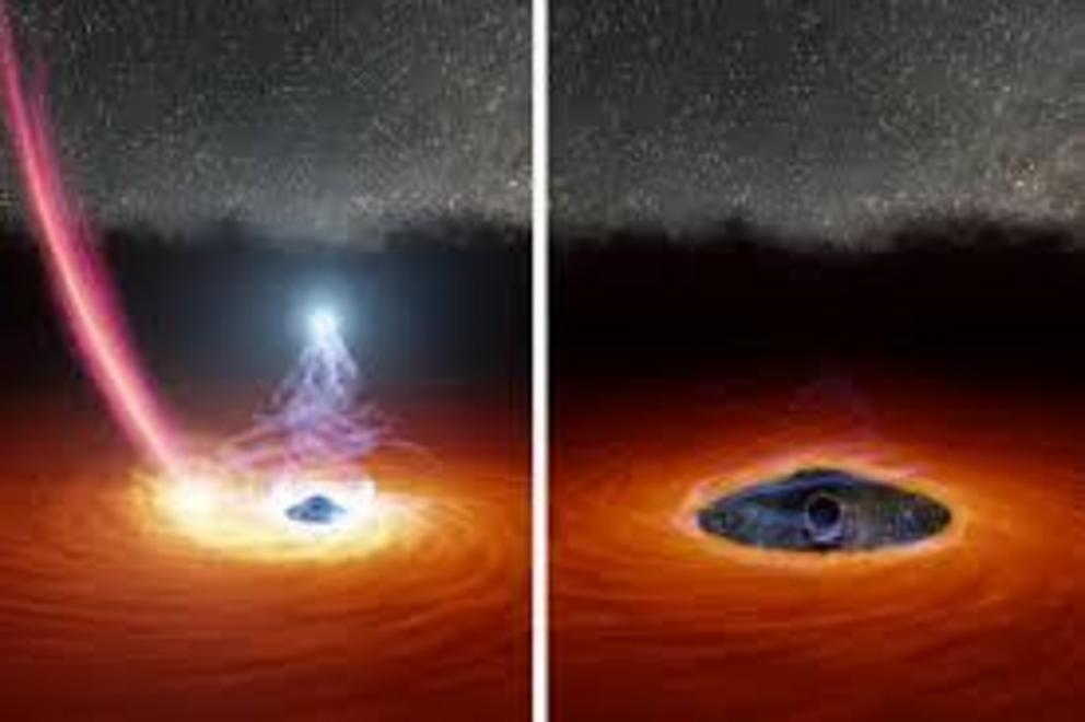 For the first time ever, astronomers have witnessed a black hole 'blink'