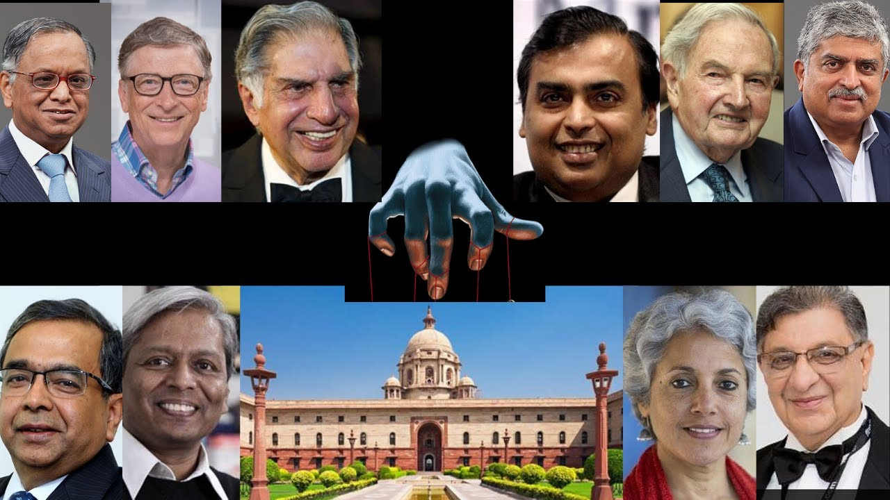 Covid-19 Globalist Takeover of India's Public Health Policy