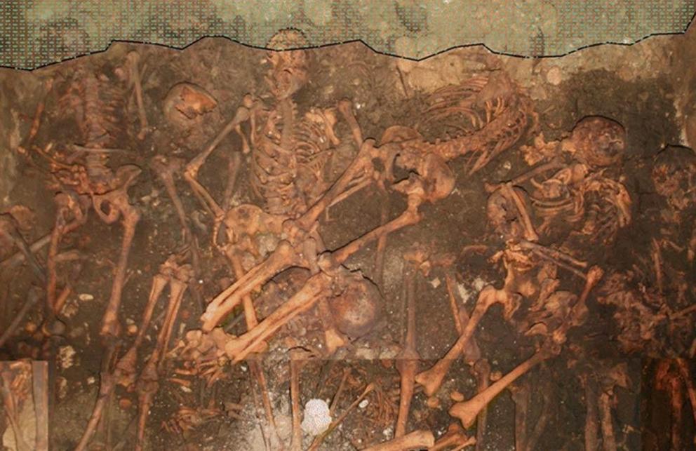 Bone analysis reveals disturbing habits of medieval Danes and Italians
