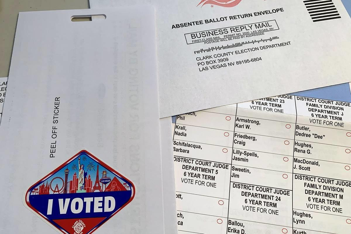 Las Vegas Columnist Ran A Test… And County Officials Accepted Fake Signatures On 8 Different Ballots