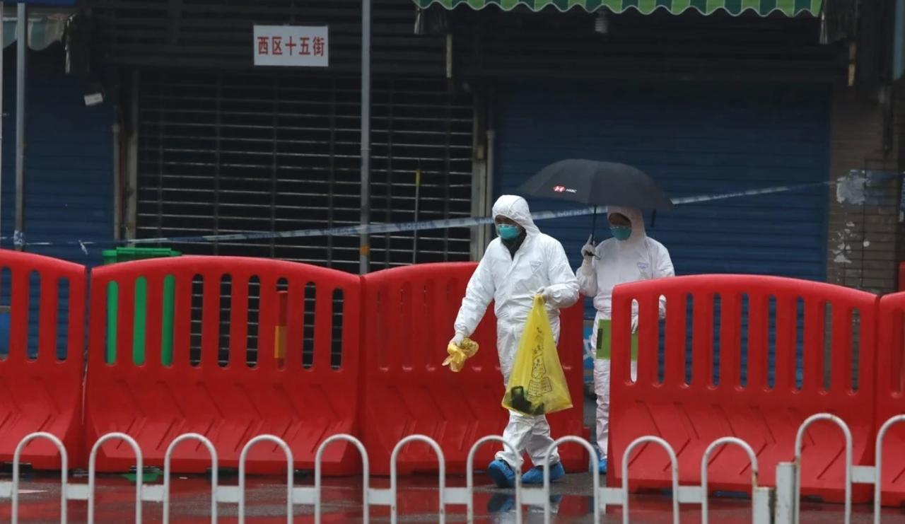 WHO Sends Another Team Of Scientists To Investigate Origins Of Coronavirus In Wuhan