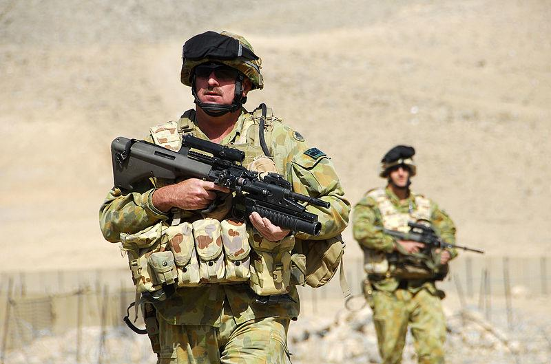 """""""No Easy Fix"""":Australian Special Forces' Blood Lust & """"Competition Killings"""" In Afghanistan"""