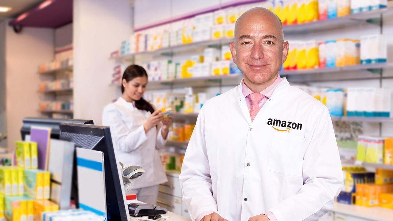 Amazon Starts Selling Prescription Drugs To Prime Customers