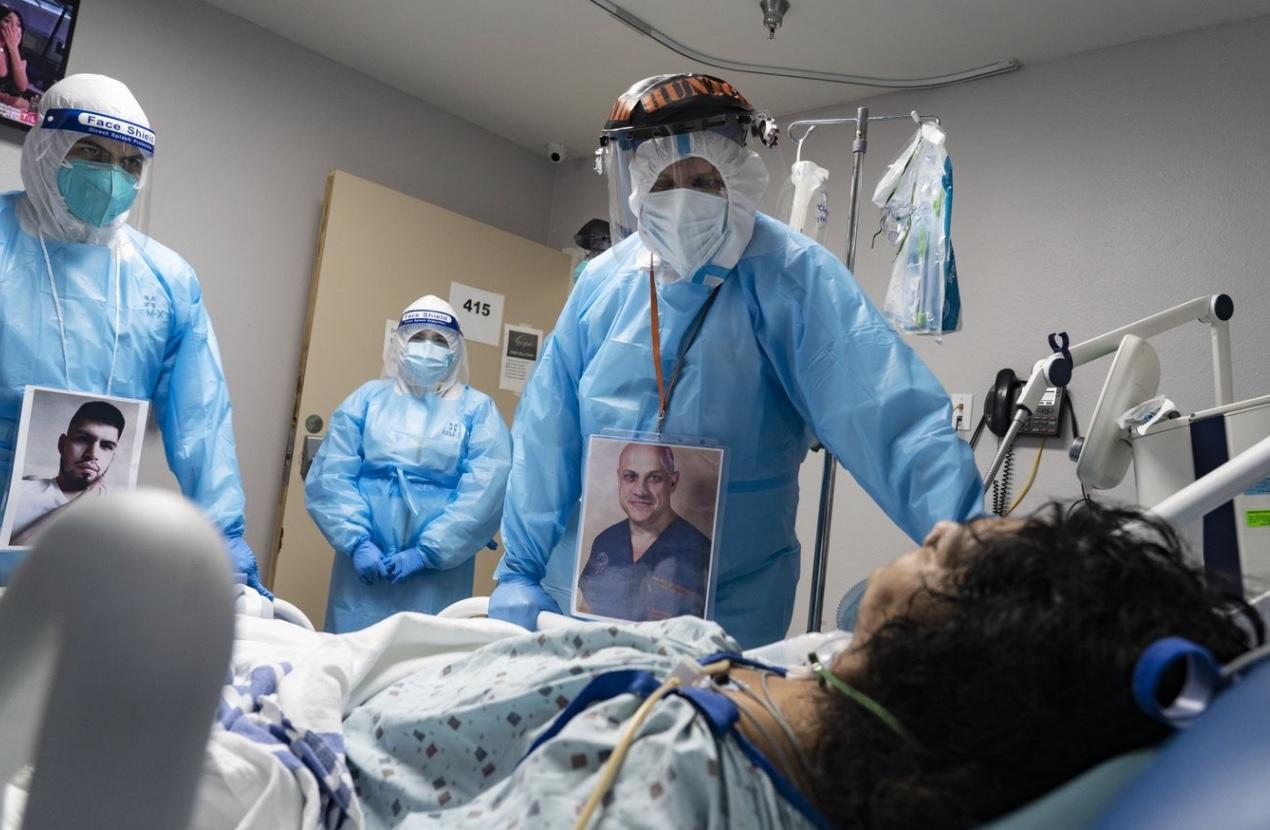 US COVID-19 Hospitalizations Match April Highs As US Tops 100k Cases For 6th Day: Live Updates