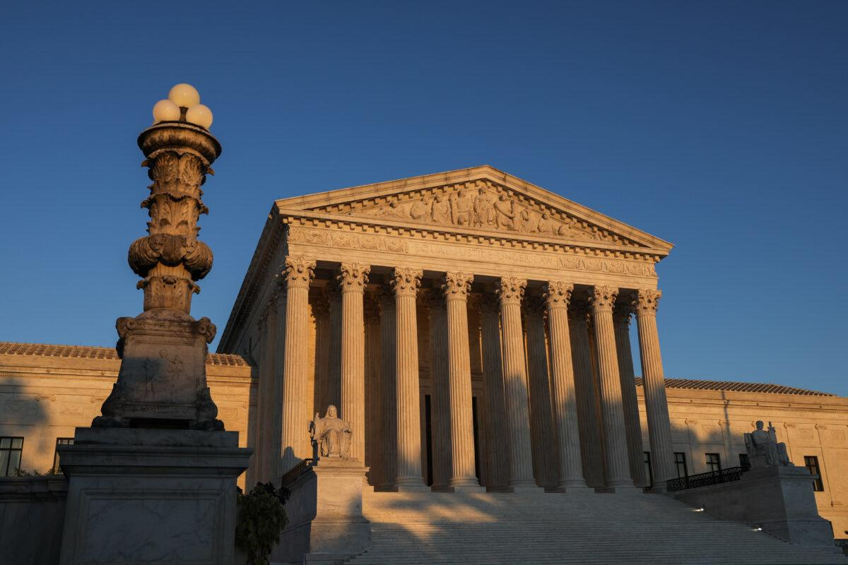 Trump Campaign Files 267-Page Motion At US Supreme Court Challenging Pennsylvania Rulings