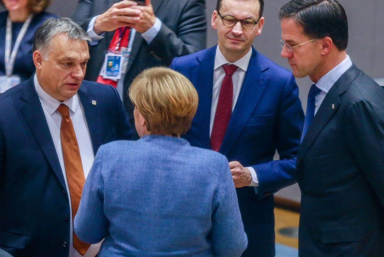 Slovenia Backs Hungary & Poland In Standoff With Brussels That Is Delaying COVID Relief