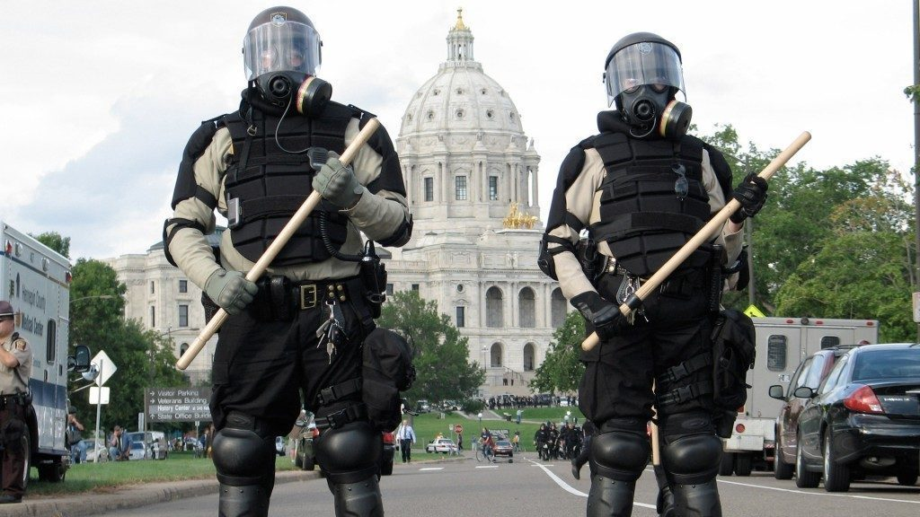 No Matter How the Ballots are Counted, the American Police State Will Continue
