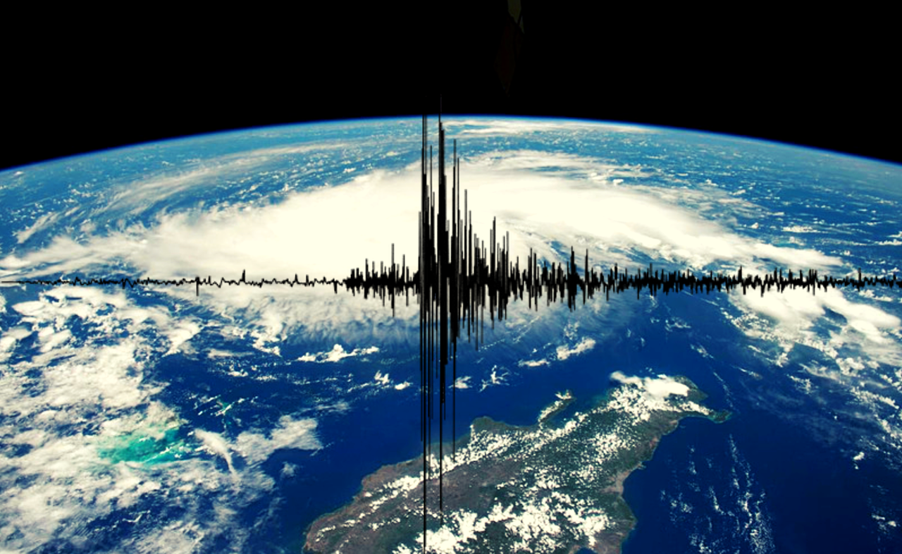"""There's A Mysterious Seismic """"Blip"""" From Deep Inside Earth That Has Pulsated Every 26 Seconds For 60 Years"""