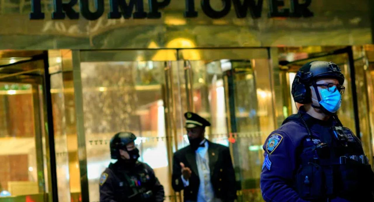 South Carolina Man Convicted In Plot To Attack White House & Trump Tower