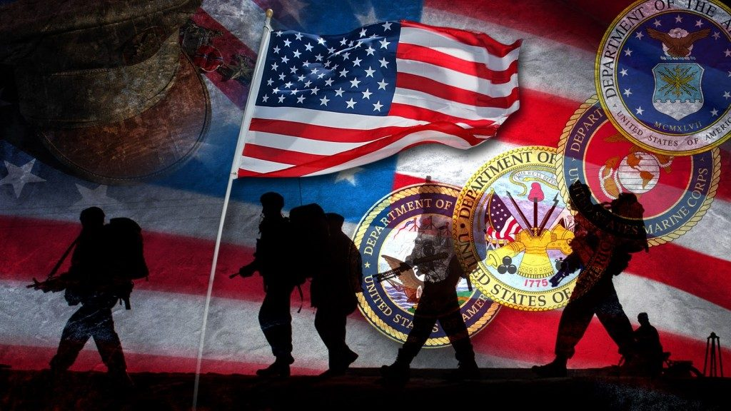 End the Government's War on America's Military Veterans