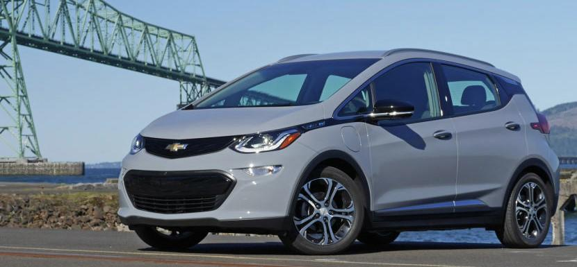 "GM Recalling Over 50,000 Chevy Bolts That Can ""Catch Fire When Charged To Nearly Full Capacity"""
