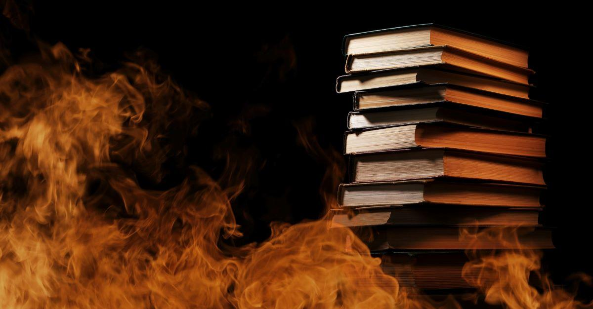 The ACLU And College Professors Are Encouraging Book-Burnings