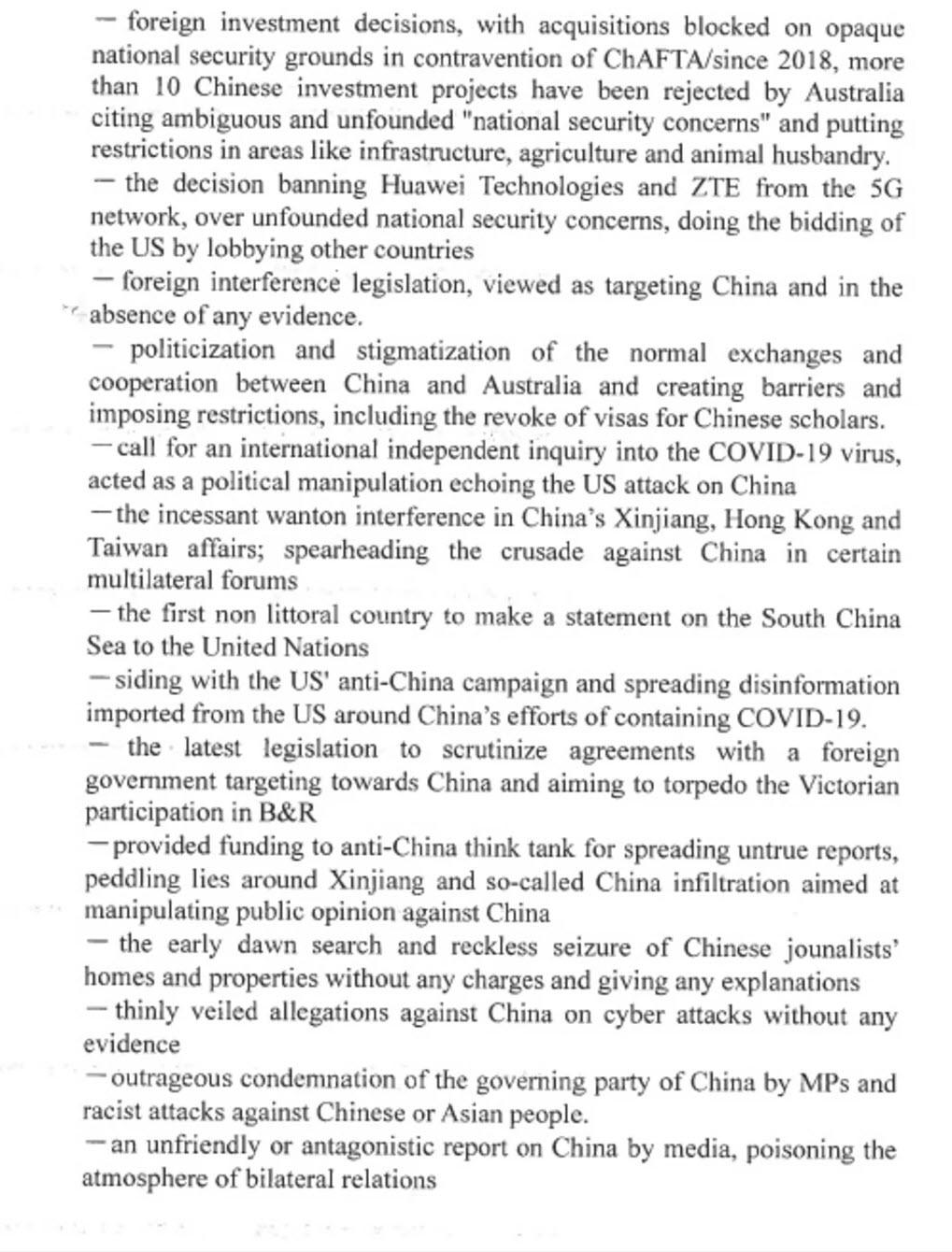 """""""China Is Angry. China Can Be The Enemy"""": Beijing Launches Extraordinary Attack On Australian Government"""