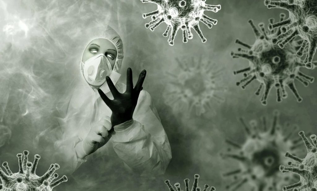 A Pandemic Future May Contain a Triangulation of Attacks