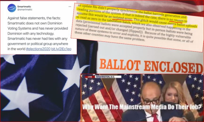 You've Got Fraud! Mail In Mania And Dominionizing The Vote