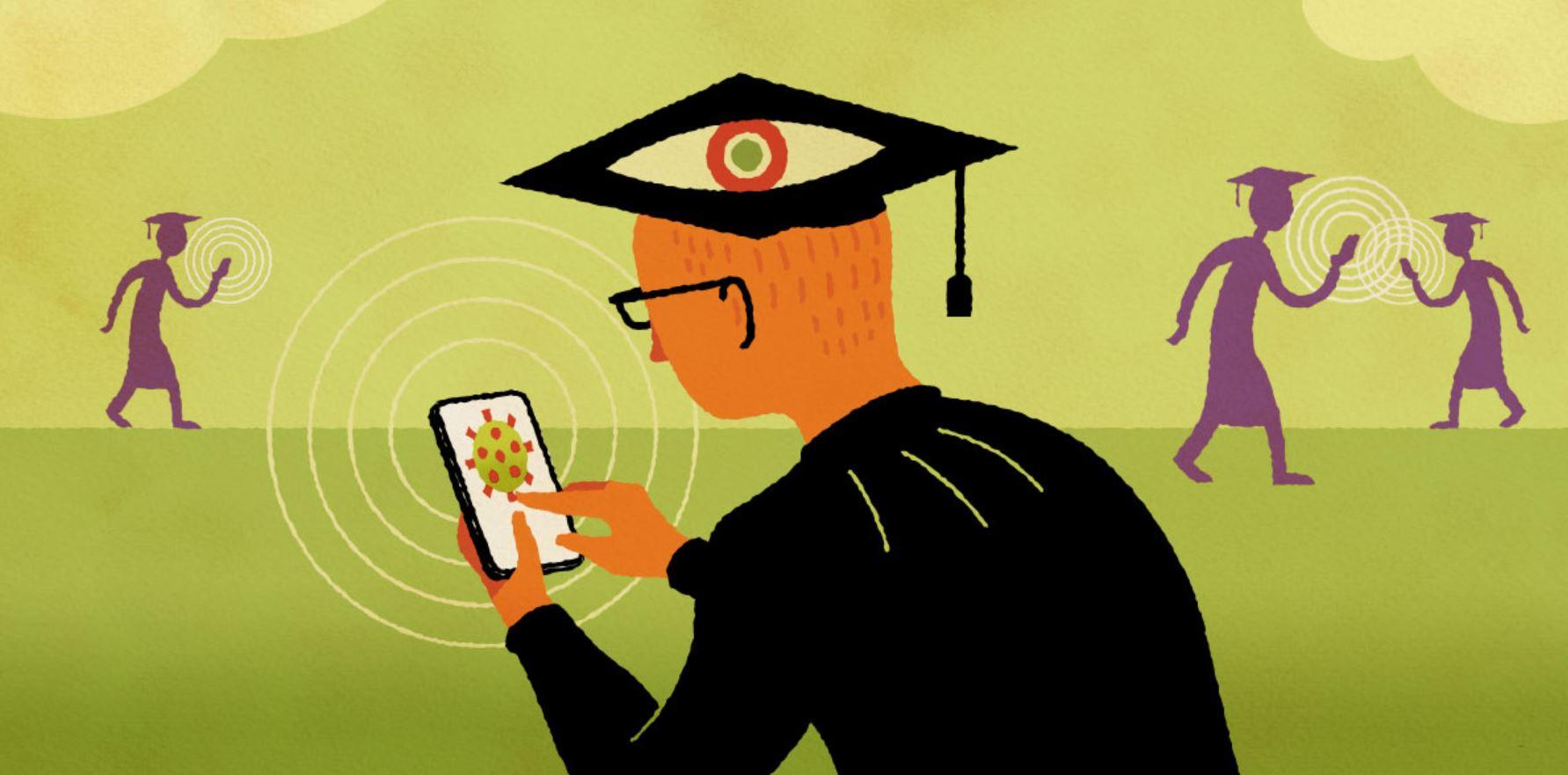 End University Mandates for COVID Tech