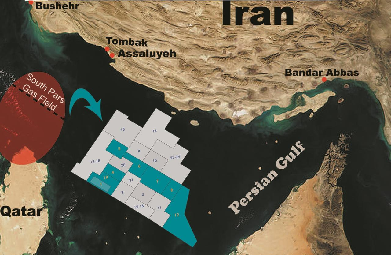 Iran's Mega South Pars Gas Field Nears Completion