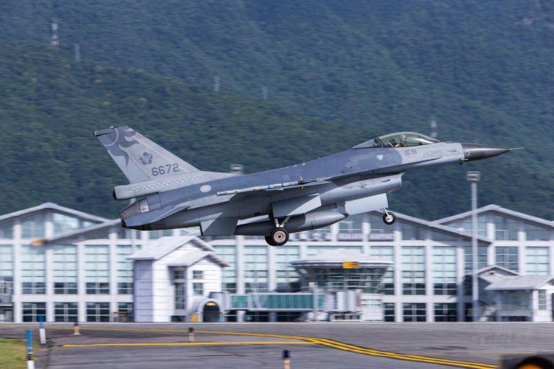 Taiwan Grounds Fleet Of US-Made F-16s After Jet Goes Missing