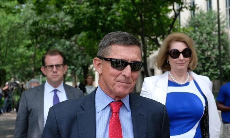 Trump Plans To Pardon Michael Flynn: Report