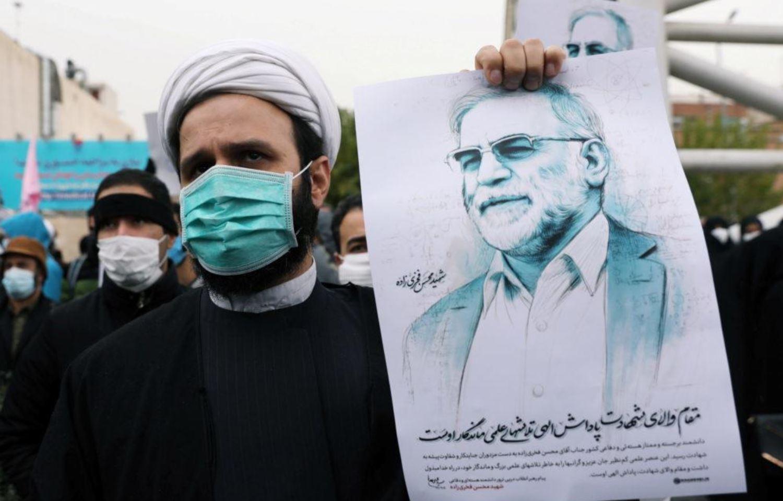 "UAE Condemns ""Heinous"" Killing Of Iran Scientist In Rare Break From Israel-Gulf Axis"