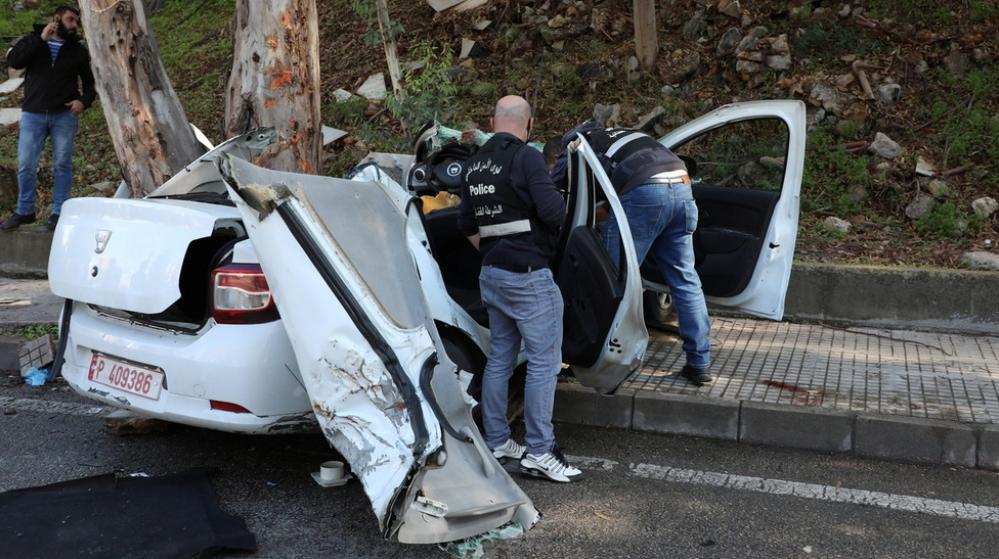 Manhunt Underway After69Flee In Mass Lebanese Prison Break, 5 Fugitives Killed