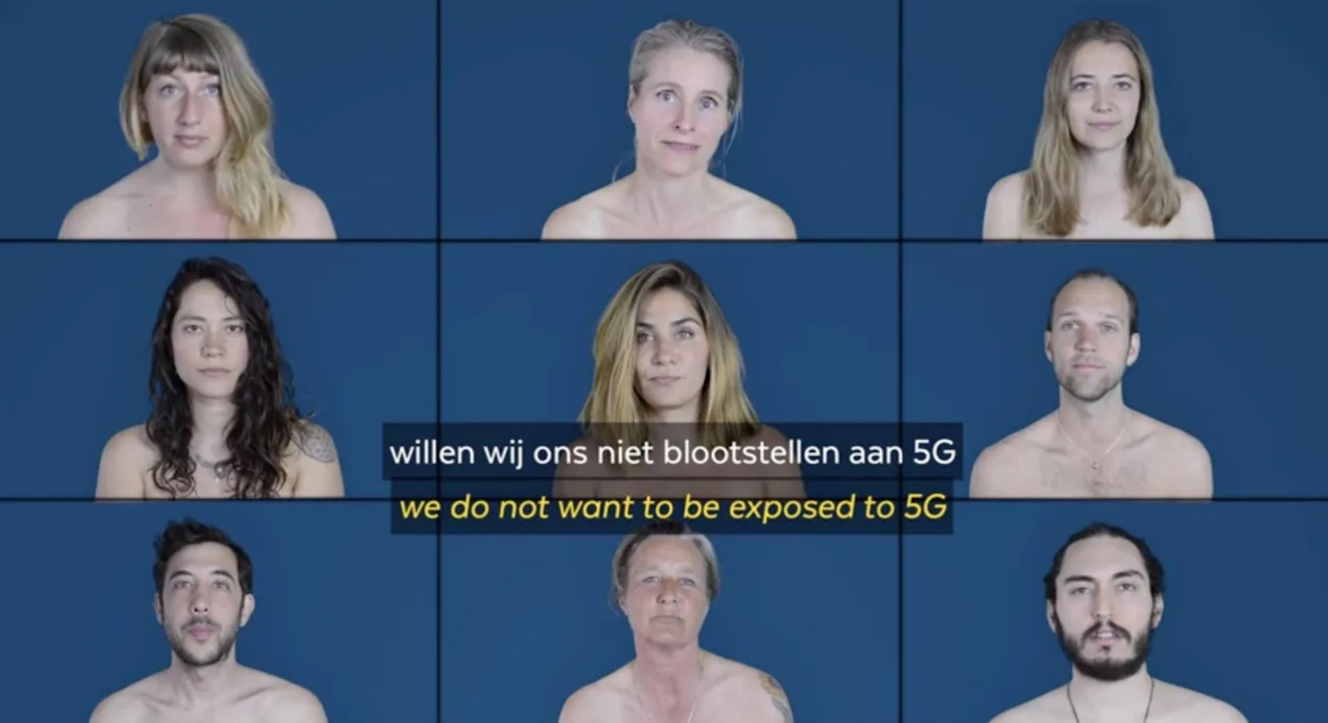 """""""The Naked Truth About 5G"""": Dutch Citizens Produce Video to Appeal to Their Prime Minister"""