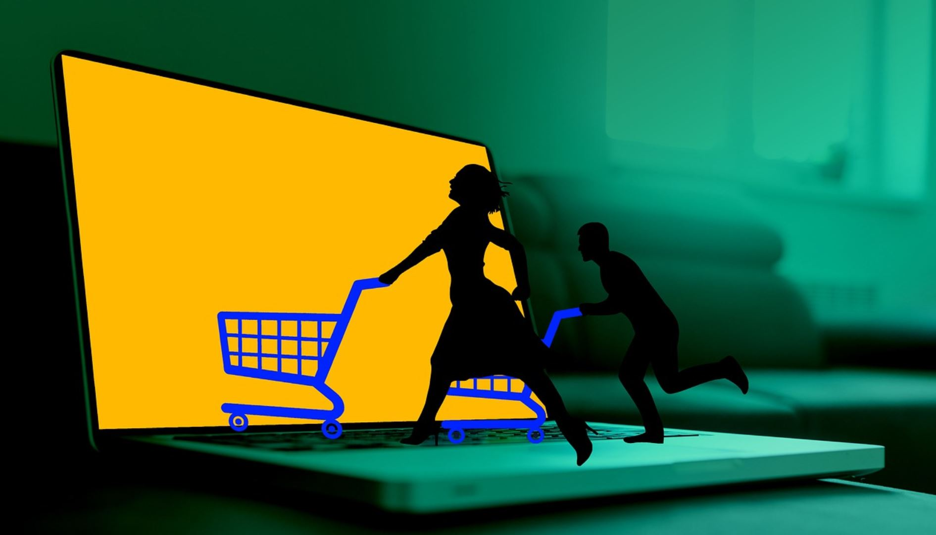 Black Friday Shoppers Expected To Spend More Online Than In Stores For First Time