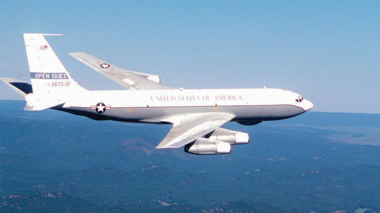 Trump Formally Ends Open Skies Treaty With Russia